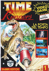 Time Runners (1993, Simulmondo)
