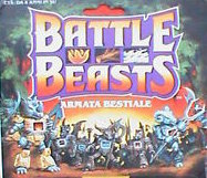 Battle Beasts (Hasbro, 1984)