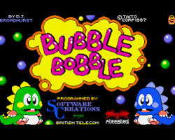 Bubble Bobble (Taito, 1986)
