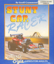 Stunt Car Racer (MicroStyle, 1989)