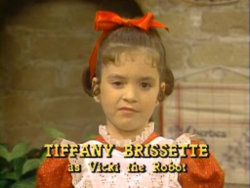 Tiffany Brissette (Small Wonder, 1985)