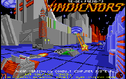Vindicators (Tengen, 1988)