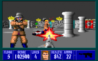 Wolfenstein 3D (Id Software, 1992)